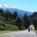 Voyage moto en Patagonie avec Planet Ride route de Bariloche