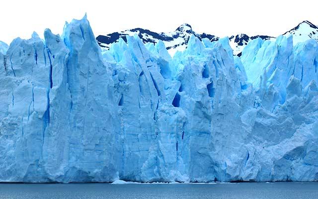 Voyage moto en Patagonie avec Planet Ride glacier moreno