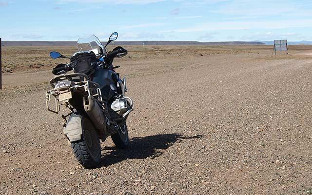 Voyage moto en Patagonie avec Planet Ride