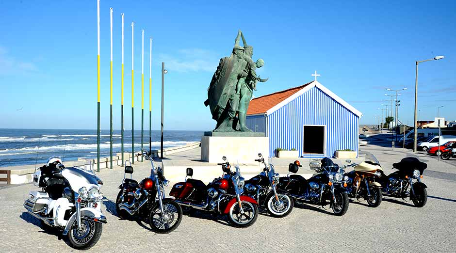 voyage au portugal en harley planet ride