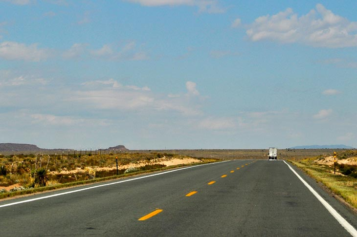 TOP 10 des plus longues routes des USA