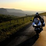 voyage en moto en auvergne avec planet ride