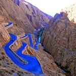 planet ride voyage au maroc en camping-car route