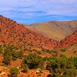planet ride voyage au maroc en camping-car plage montagne