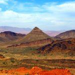 planet ride voyage au maroc en camping-car montagne pic