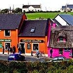 voyage en Irlande en camping car doolin