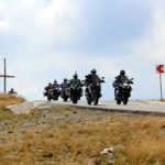 voyage moto balkan planet ride motard roumanie transalpine