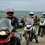 voyage moto balkan planet ride motard roumanie