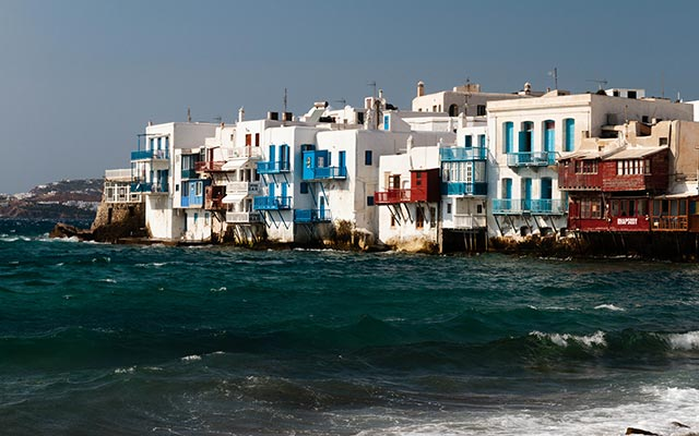Voyage Grèce avec Planet Ride
