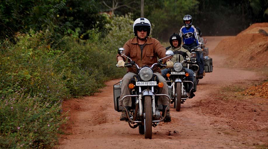 voyage en Inde à moto en Royal Enfield avec Planet Ride