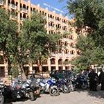 circuit moto au maroc marrakech
