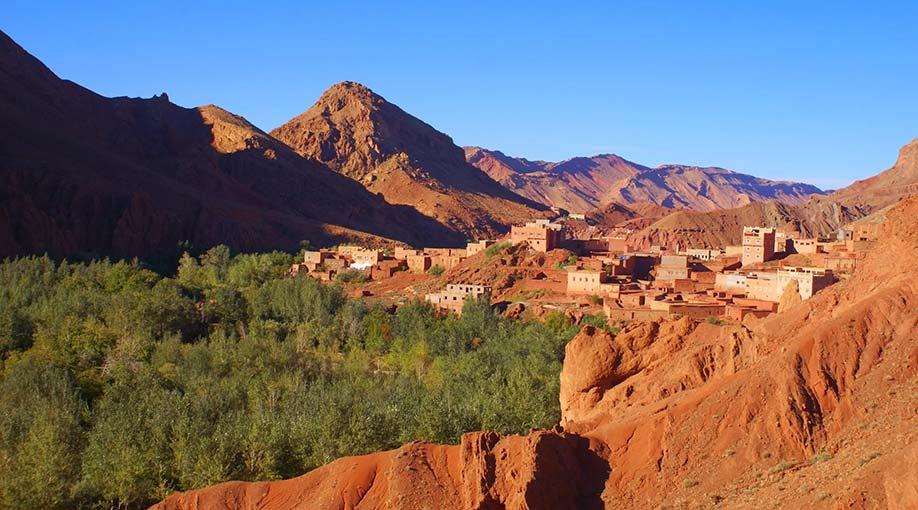 voyage moto maroc atlas et sahara