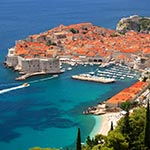voyage en roumanie à Dubrovnik balkans avec Planet Ride