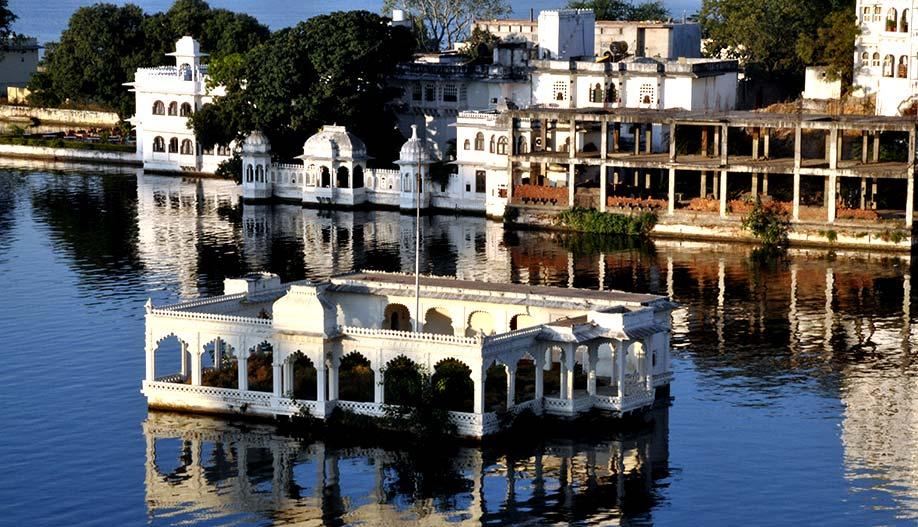 Voyage au Rajasthan moto Planet Ride udaipur