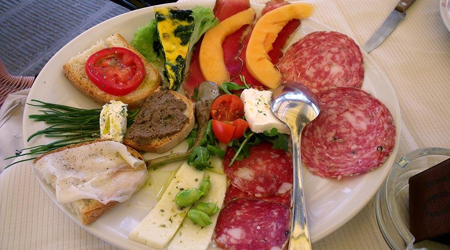 Gastronomie Italie avec Planet Ride