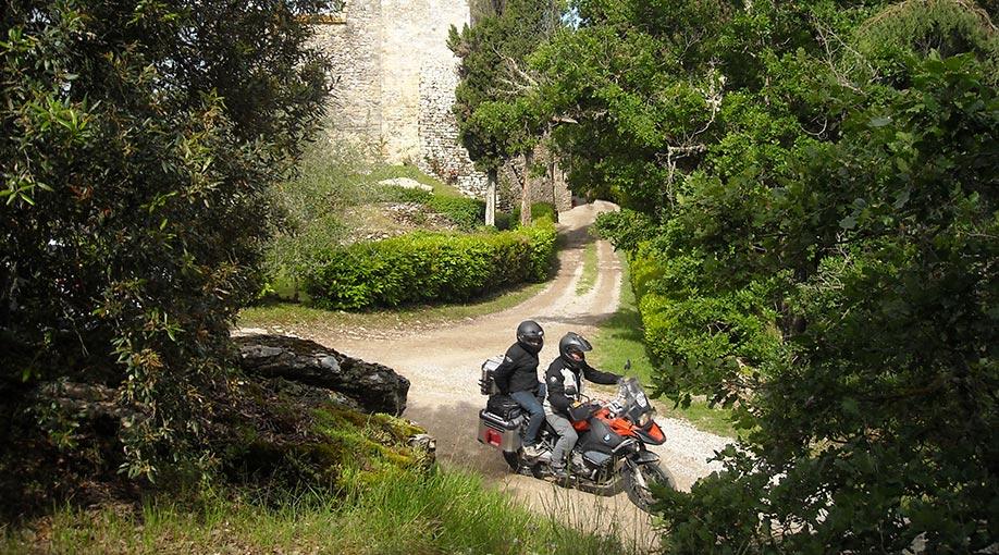 voyage moto italie planet ride toscane