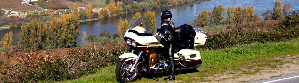 Planet Ride voyage au Portugal en Harley sur la cote atlantique