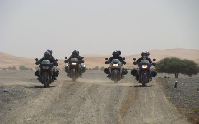 Le tour du Maroc à moto avec Planet Ride