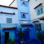 voyage moto au maroc Chefchaouen la Bleue avec Planet Ride