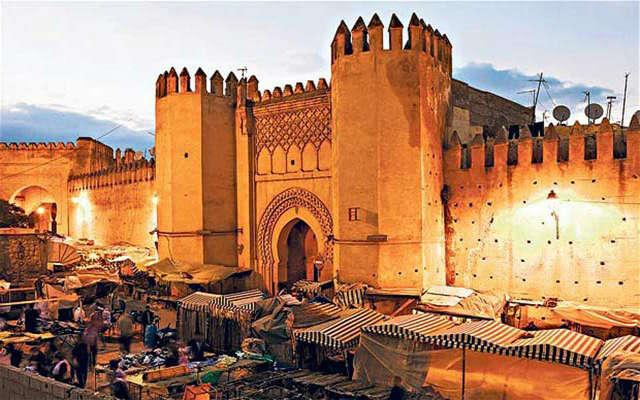 raid moto maroc via Fès avec Planet Ride_