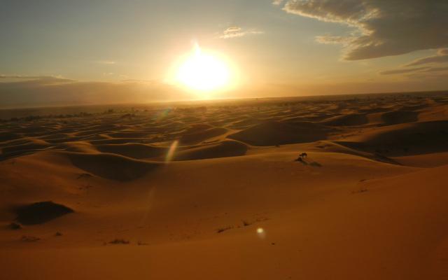 Voyage au Maroc à moto avec une agence de voyage locale