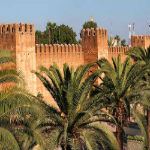 road trip moto au maroc via Taroudannt avec Planet Ride