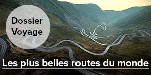 Planet Ride - Les plus belles routes du monde