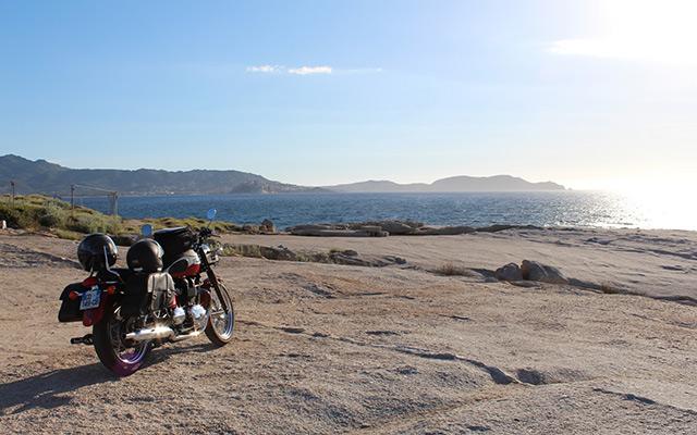 voyage moto sardaigne