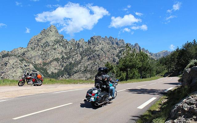 road trip Sardaigne
