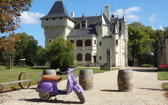 Planet Ride : Voyage en scooter en France