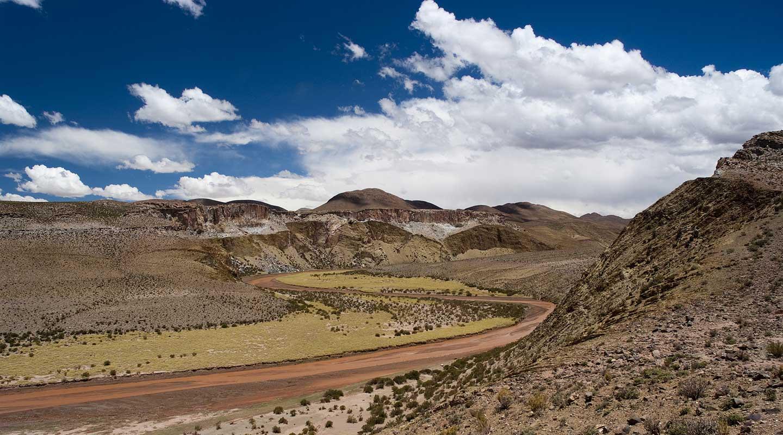 les plus belle route de la semaine rn40 en argentine