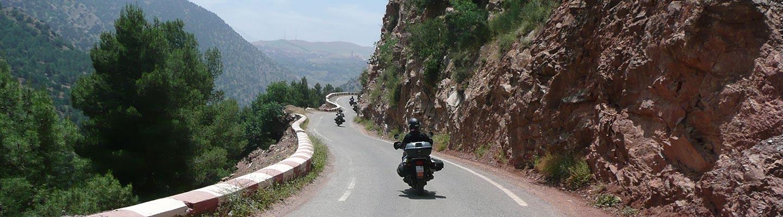 voyage moto maroc atlantique Planet Ride