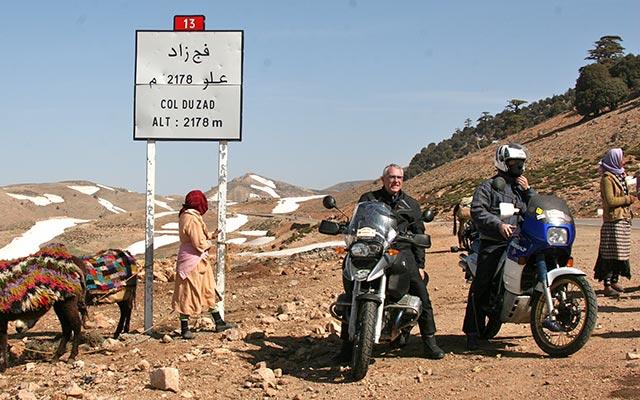 Honda Nord Sud >> Raid Moto Maroc - Sur la route du désert Marocain | Planet ...