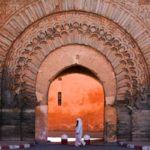 voyage moto au maroc marrakech
