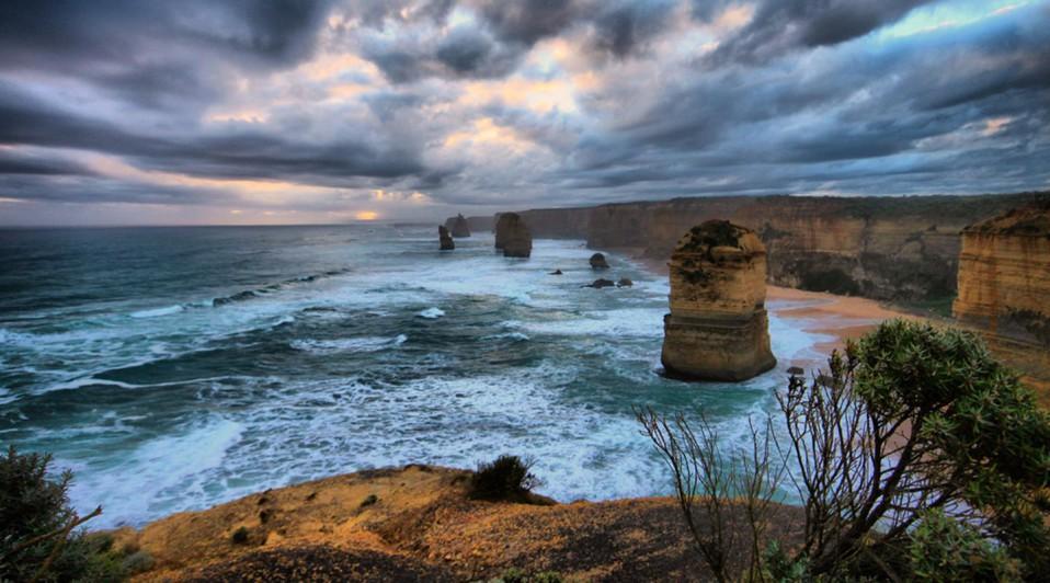 la plus belle route de la semaine les 12 apotres australie planet ride