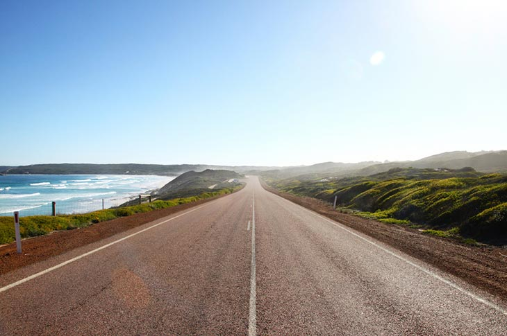 la plus belle route de la semaine the greatest ocean road australie planet ride
