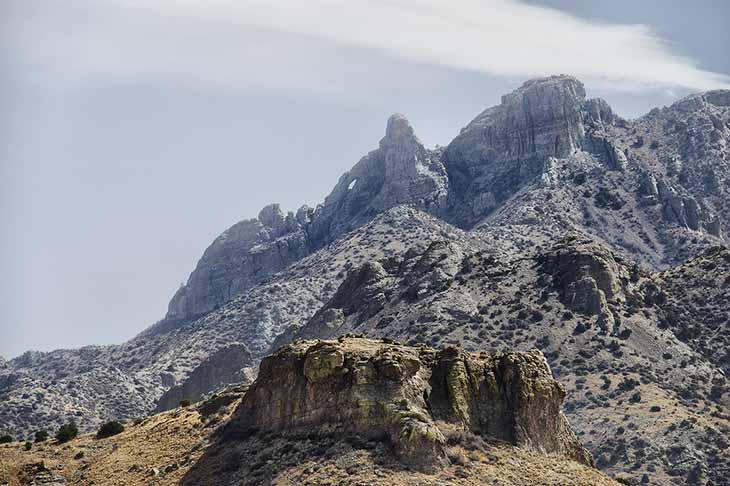 Voyage aux Etats-Unis sur la route 66 aiguille de Mojaves avec Planet Ride
