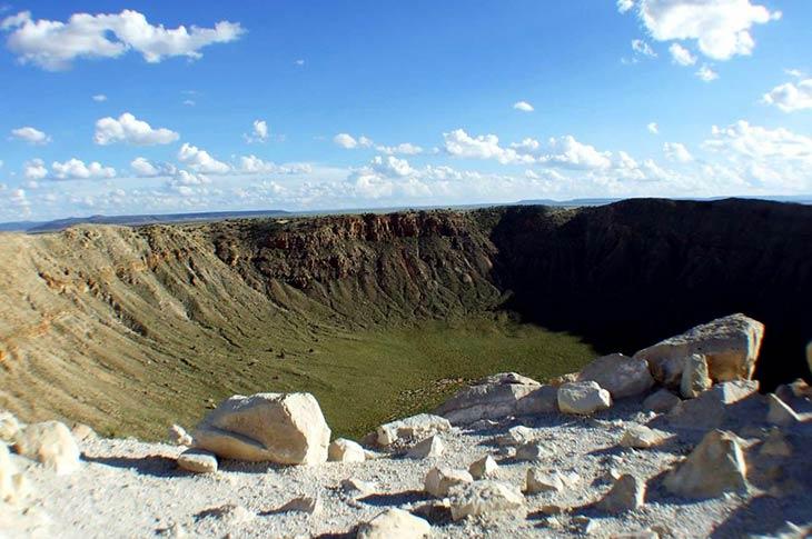 Voyage aux Etats-Unis rotue 66 meteor Planet Ride