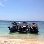 voyage en scooter à Bali Planet ride plage de Bali