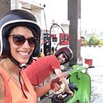 voyage en scooter à Bali Planet ride en scooter voyage en couple