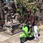 voyage en scooter à Bali Planet ride decouvertes culturelles du pays