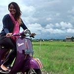 voyage en scooter à Bali Planet ride petits villages