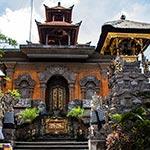 voyage en scooter ubud Bali indonésie