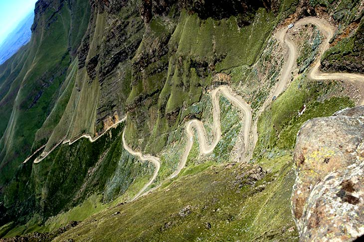 4x4 trip to South Africa, Sani Pass with Planet Ride