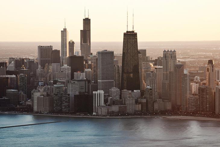 Voyage aux Etats-Unis Chicago Planet Ride