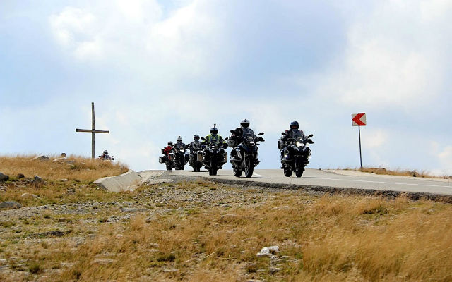 Bikers on the Motorcycle Road Trip to Romania | Planet Ride