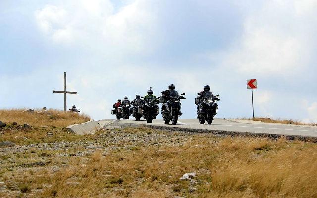 RoadTrip moto Roumanie Motards Road avec Planet Ride