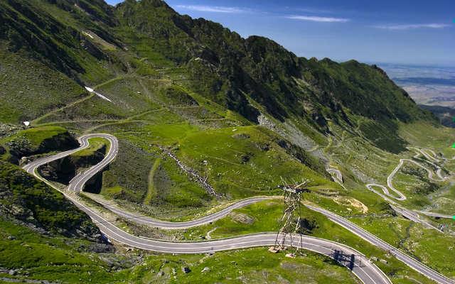 RoadTrip moto Roumanie transfagarsan road avec Planet Ride