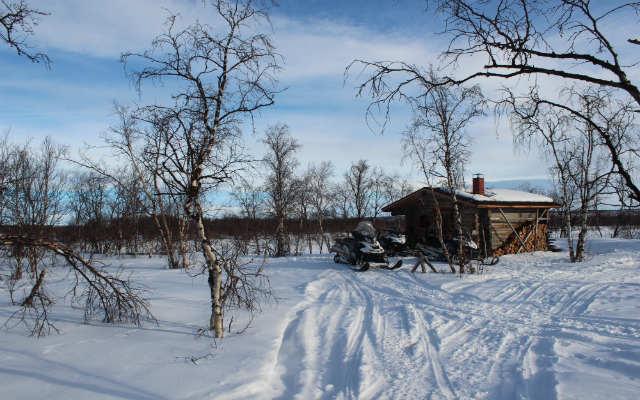 Voyage Motoneige Laponie Jussi