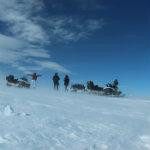 Voyage motoneige Laponie Amis